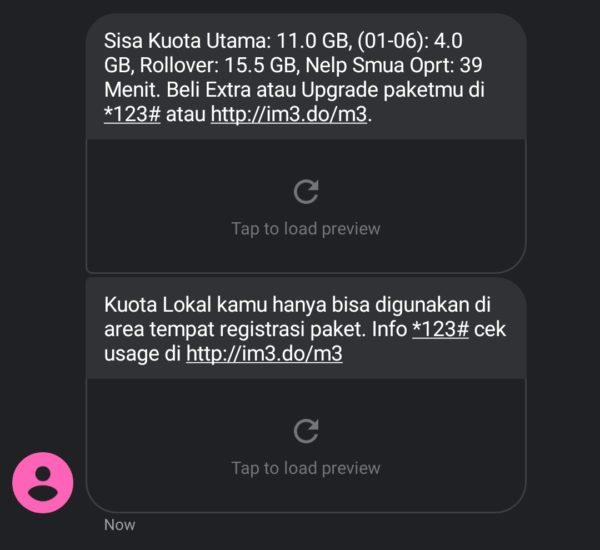 Cara Cek Kuota Internet Indosat Dengan Mudah