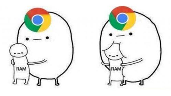 Chrome Ram-Hog