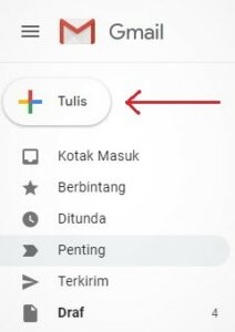 Cara Mengirim Email di Gmail